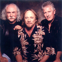 Crosby Stills and Nash - songwriting heroes